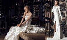 Modelis K. Toleikytė apsivilko vestuvinę suknelę: įvaizdis pribloškia prabanga