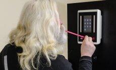Smart breathalyzer