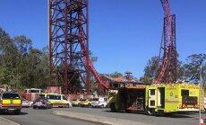 Tragedija atrakcionų parke: žuvo keturi žmonės