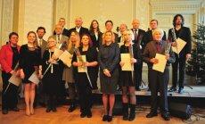 Kultūros ministerijos premijų laureatai