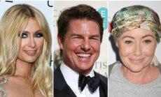 Paris Hilton, Tomas Cruise'as, Shannen Doherty