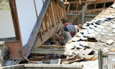 Japoniją sukrėtė žemės drebėjimas