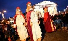 Tradicinė teatralizuota Trijų Karalių eisena Vilniuje