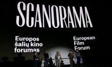 Europos šalių kino forumas Scanorama