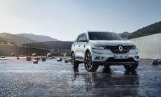 Antros kartos Renault Koleos