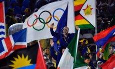 Olimpinių žaidynių uždarymo ceremonija Rio de Žaneire