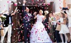 Jogailos Morkūno ir Indrės Kavaliauskaitės vestuvės