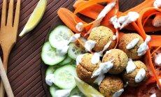 Pajuskite Arabijos skonį: falafeliai orkaitėje
