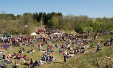 Neries regioniniame parke -plukių žydėjimo šventė