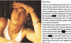 Eminemas, Jay laiškas