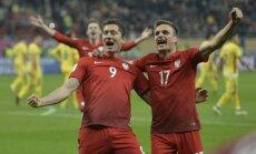 Roberto Lewandowskio triumfas su komandos draugais