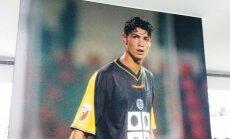 Cristiano Ronaldo muziejus Madeiroje