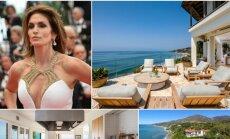 Cindy Crawford parduoda savo namą Malibu