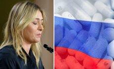 Marija Šarapova (AFP/Scanpix nuotr.)