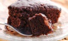 Šokolado putėsių tortas