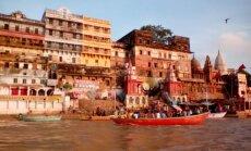 Varanasis – šventas Indijos purvynas, kur ateinama numirti