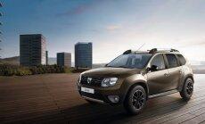 Dacia Paryžiuje pažėrė naujienų