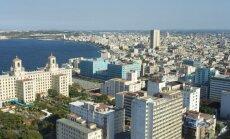 Havanoje duris atvėrė pirmasis prabangus viešbutis