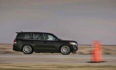 Patobulinta Toyota Land Cruiser pasiekė rekordą