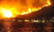 Miško gaisrai Kroatijoje