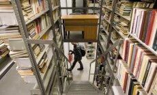Vilniaus universiteto knygų saugykla