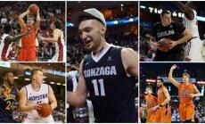 Lietuvos krepšininkai NCAA lygoje