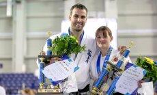 Lukas Kubilius ir Inga Mikštaitė