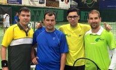 Vakarų teniso komanda