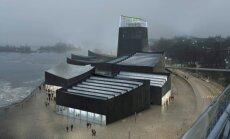 Guggenheimo muziejaus Helsinkyje vizualizacija