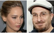 Jennifer Lawrence ir Darren Aronofsky
