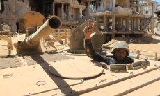 Sirijos režimo pajėgos