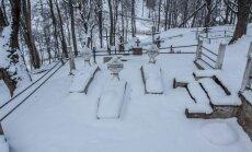Nepriklausomybės kovų karių kapai