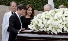 Nancy Reagan laidotuvės
