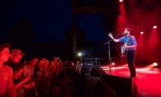 Passenger koncertas Trakų pilyje