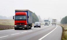 Nauja greičio matavimo sistema Via Baltica kelyje