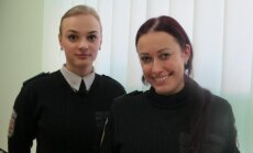 Edvina Smilgiūtė ir Greta Statkevičiūtė