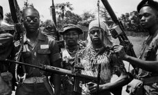 Pilietinis karas Siera Leonėje: vaikai-kariai