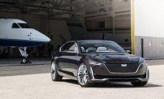 Koncepcinis Cadillac Escala