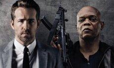 Ryanas Reynoldsas ir Samuelis L. Jacksonas filme Žudiko asmens sargybinis