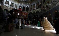 Sufijų garbinamo šventojo kapo vieta, Pakistanas