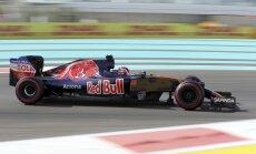 Toro Rosso komandos automobilis