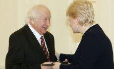 Henrikas Algis Čigriejus, Dalia Grybauskaitė