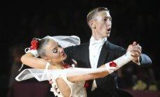 14-as tarptautinis sportinių šokių festivalis Lithuanian Open 2014