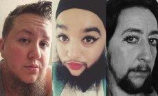 Barzdotos moterys
