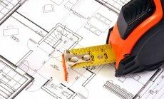 """<span style=""""color: #ff0000;"""">Architektė pataria:</span> kaip išspręsti mažos virtuvės galvosopį"""