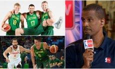 NBA analitikas – apie lietuvius (FIBA, AFP ir Youtube.com nuotr.)