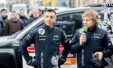 Sebastianas Rozwadowskis ir Benediktas Vanagas vėl šturmuos Dakaro ralį