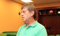 FIFA konsultantas Hansruedi Hasleris (S. Čirbos nuotr.)