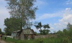 Nykstantis Bočelno kaimas Sibire