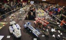 Lego paroda Vankuveryje